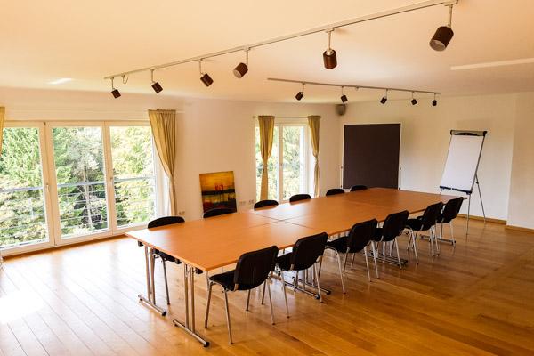 Seminarraum im Turmhaus